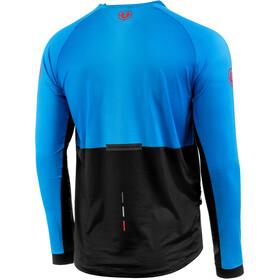 Mondraker Sherpa Trail LS Jersey Men blue